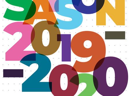 Rentrée 2019/20 - Le planning des cours théâtre et Improvisation