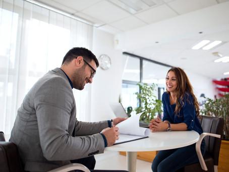 3 conseils pour réussir un entretien d'embauche