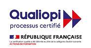 Logo Qualiop