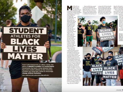 Racist University of Miami Students and Alumni Harass Those In Support of the BLM Movement Online