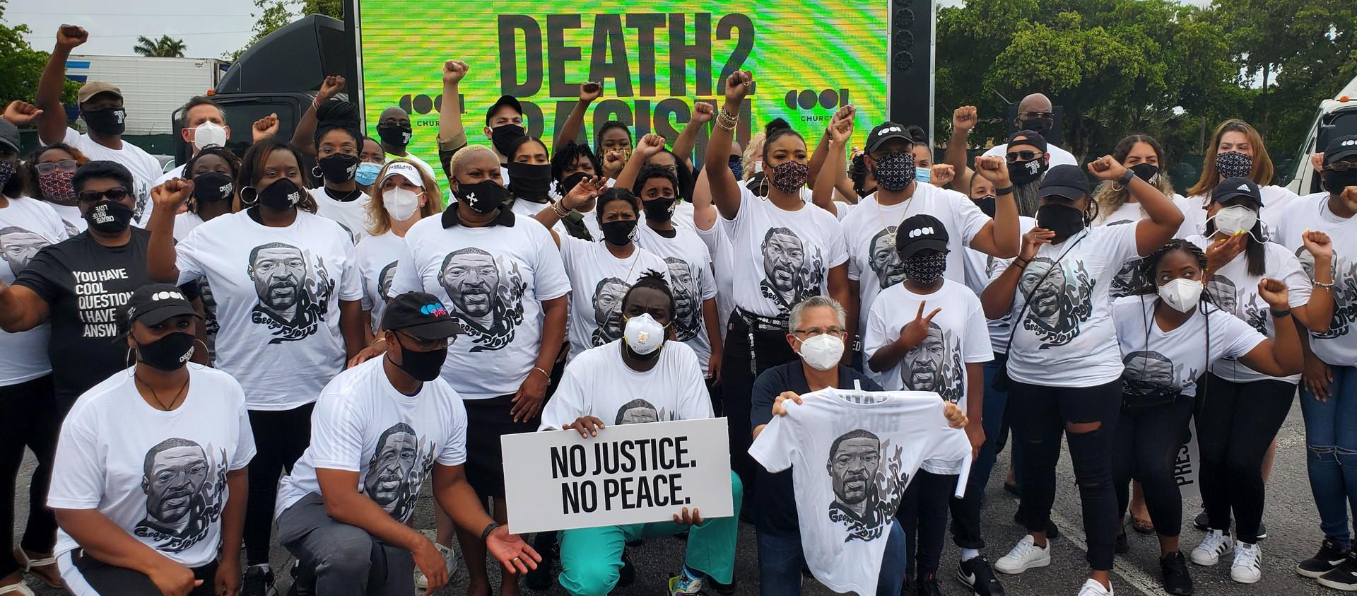 Death 2 Racism   3.6.20