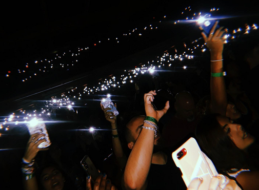 Koffee Opens for Daniel Caesar at the Filmore