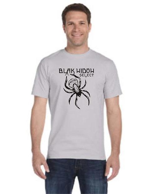 T-Shirt DryBlend 5.6 oz. 50/50 Cotton/Poly - Grey