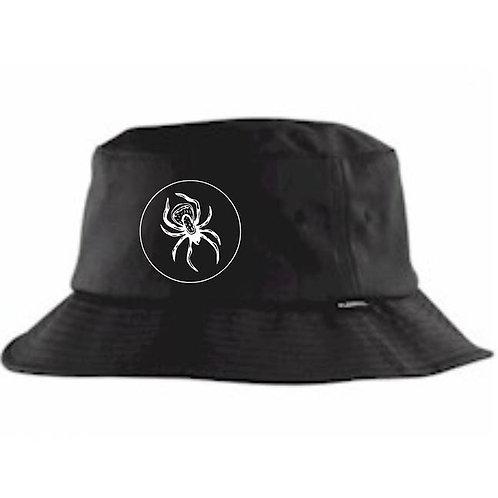 Yupoong Flexfit Cotton Twill Bucket Hat - Black