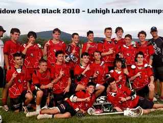Black Select-2018 Lehigh Laxfest Champs