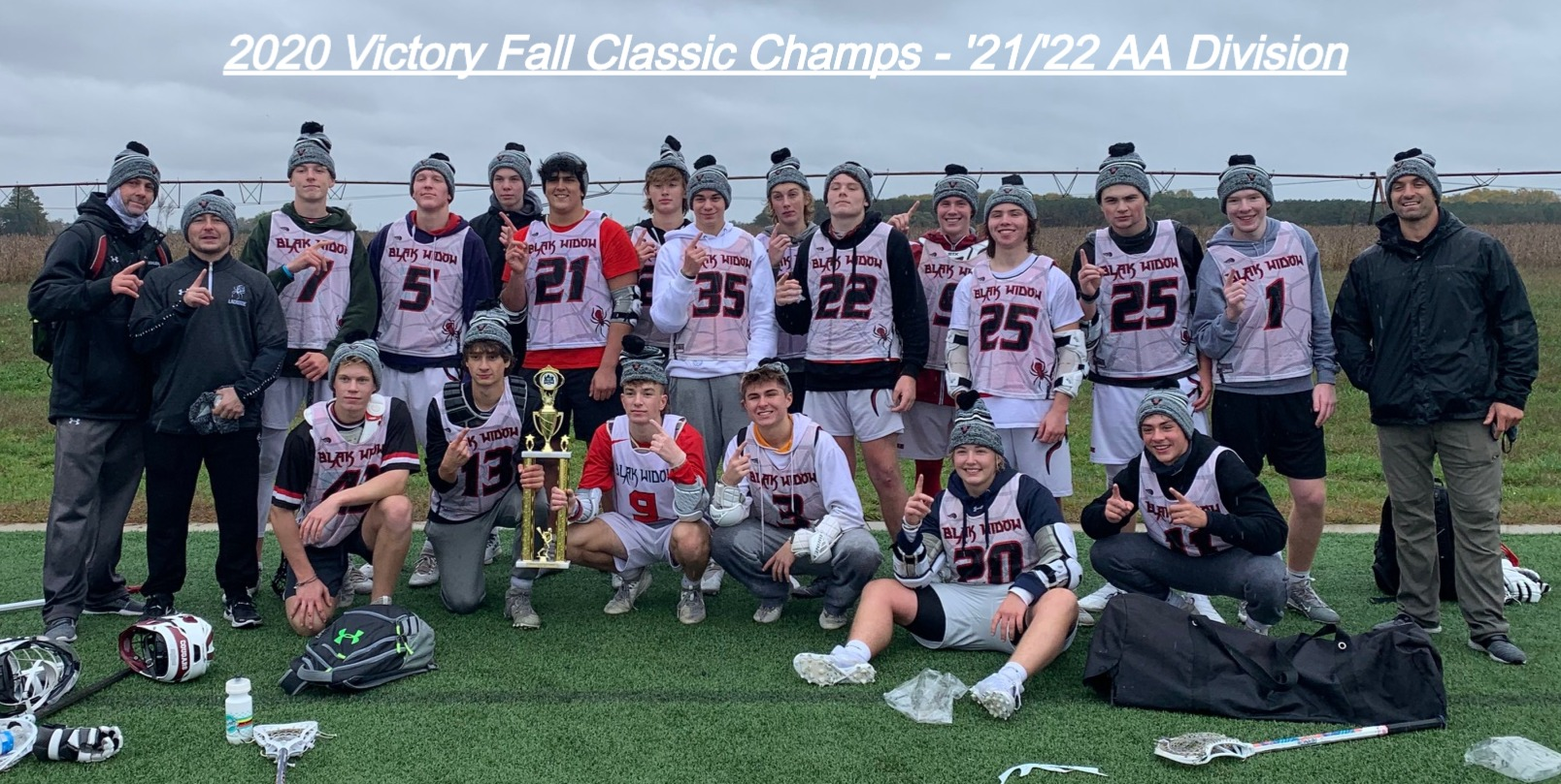 Victory Fall Classic Champs
