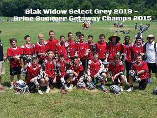 Grey Select-2019 Brine Summer Getaway Champs