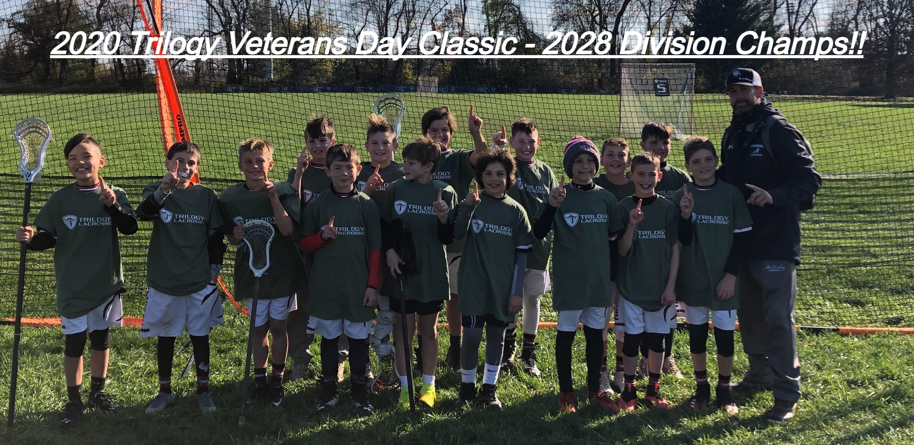 Trilogy's 2020 Veterans Day Classic