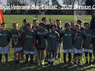 Trilogy Veterans Day Classic 2028 Division Champs