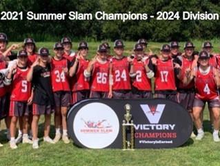 2021 Victory Summer Slam Champions - 2024 Division