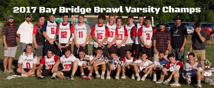 2017 Bay Bridge Brawl Champs