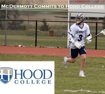 Owen McDermott Commits to Hood College