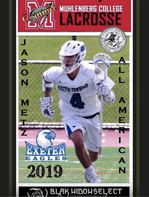 Jason Metz - Exeter High School All-American