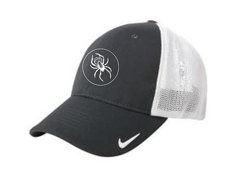 Nike Mesh Back Cap - Anthracite/White