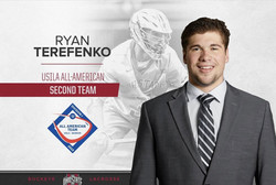 Terefenko Second Team All American