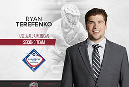 Coach Terefenko - Second Team All American