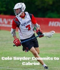 Cole Snyder