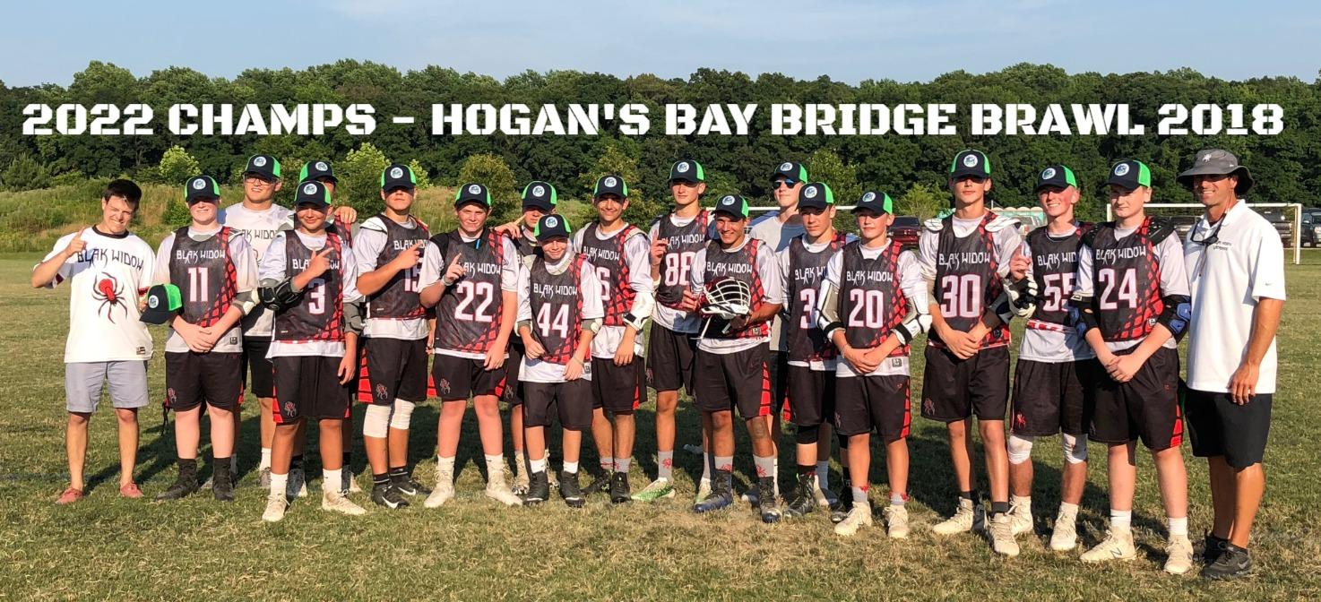 2018 Hogan's Bay Bridge Brawl Champs