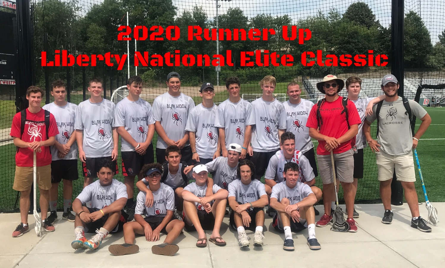 2020 Runner-Up Liberty National
