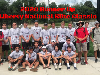 2020's Takes Second at Liberty National Elite Classic