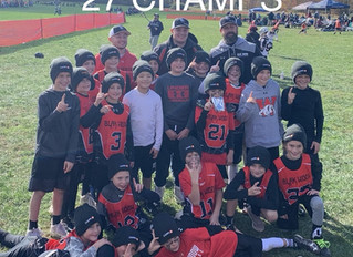 2027 Division Champs - Fall Finale Classic