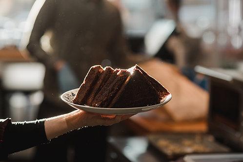 Fournée de brownies