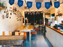 Café Reine Garcon interieur