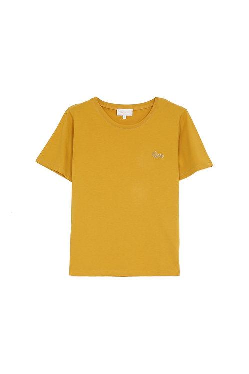 Tee shirt TANGO - Moutarde