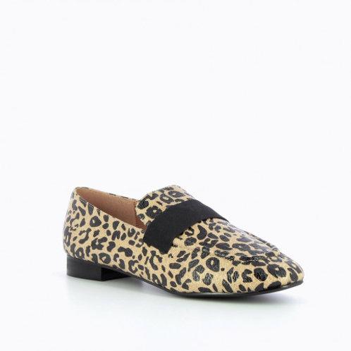 Mocassins léopard
