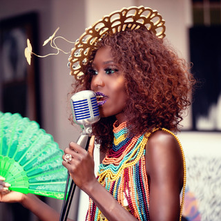 Liz Ogumbo Phoenix Rising fashion music