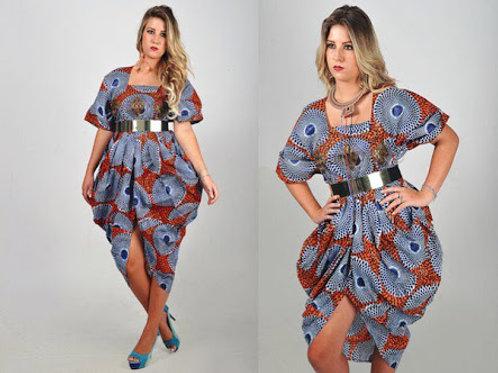 Boubou Dress (100% Cotton)