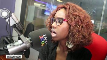 Liz Ogumbo interview at Radio 2000