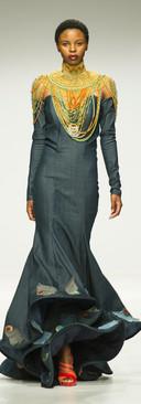 Liz Ogumbo SA Fashionweek AW18 DENIMANIA 14