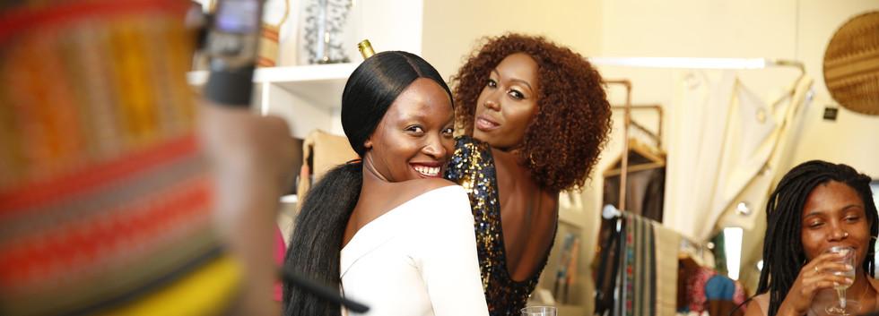Liz Ogumbo Wine fashion photography NARA