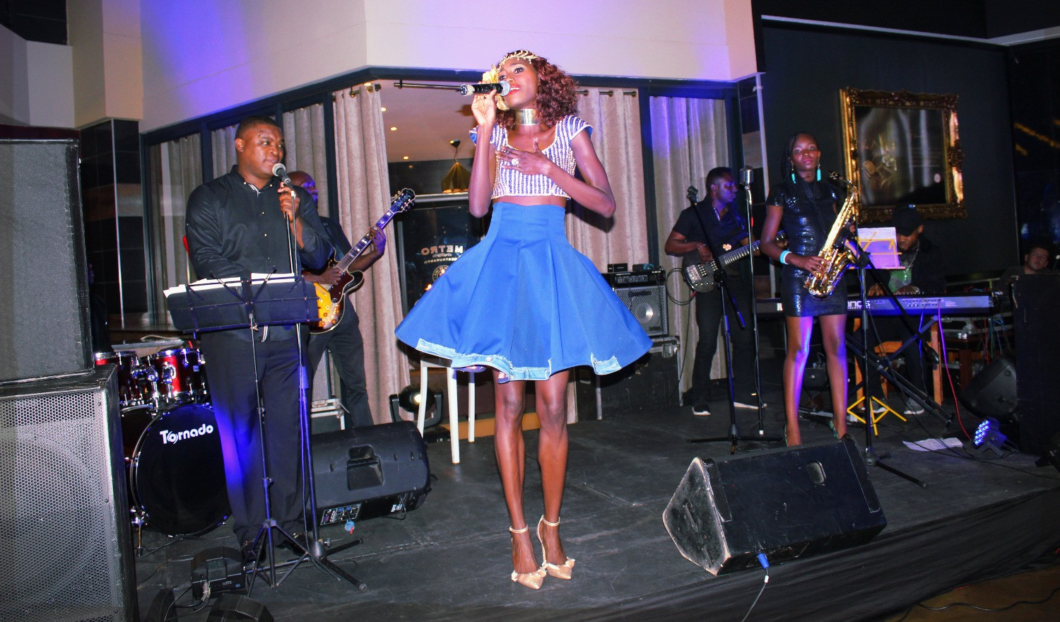 Liz Ogumbo LIVE at KenSoul Listening Experience 2018 - 3