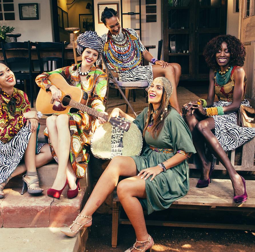 Liz Ogumbo SAFARI - #FashionMusic #MusicFashion