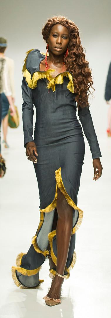 Liz Ogumbo SA Fashionweek AW18 DENIMANIA 15