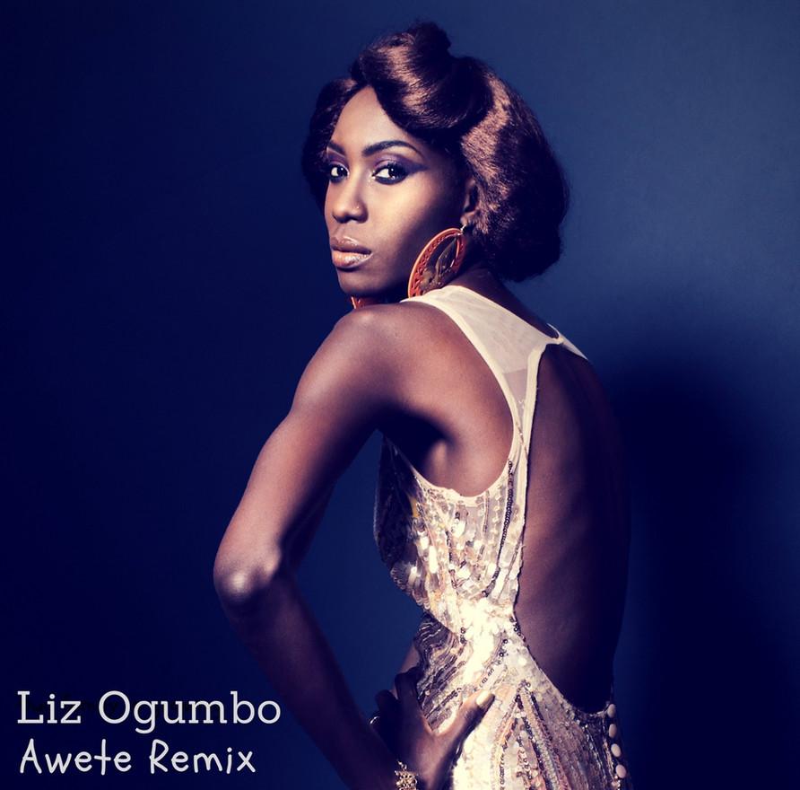 Awete Remix, Liz Ogumbo Cover