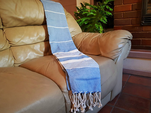Woven double-sided Throws III