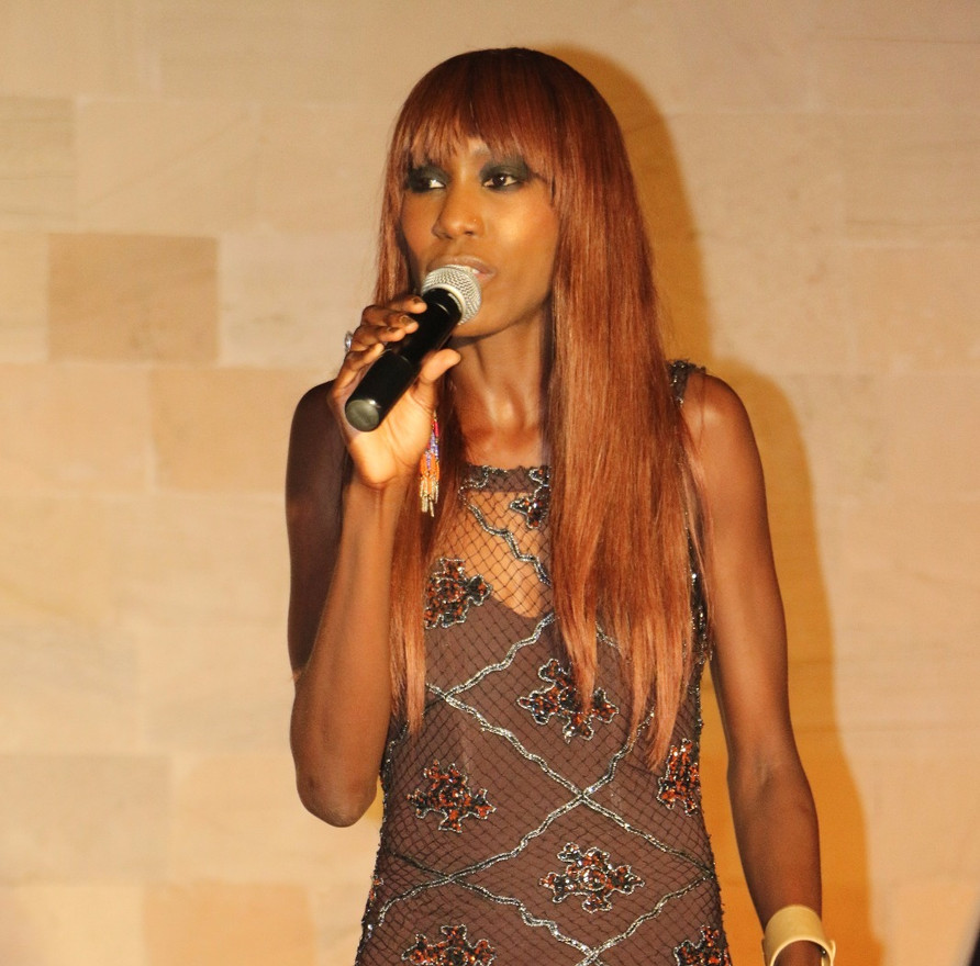 Liz Ogumbo Musical Fashion Affair - Nairobi Kenya