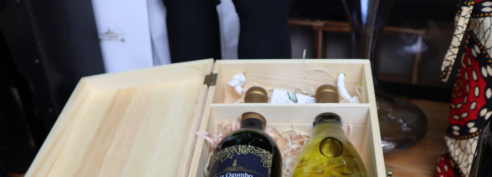Liz Ogumbo Wine Tasting JOBURG LOVES WIN