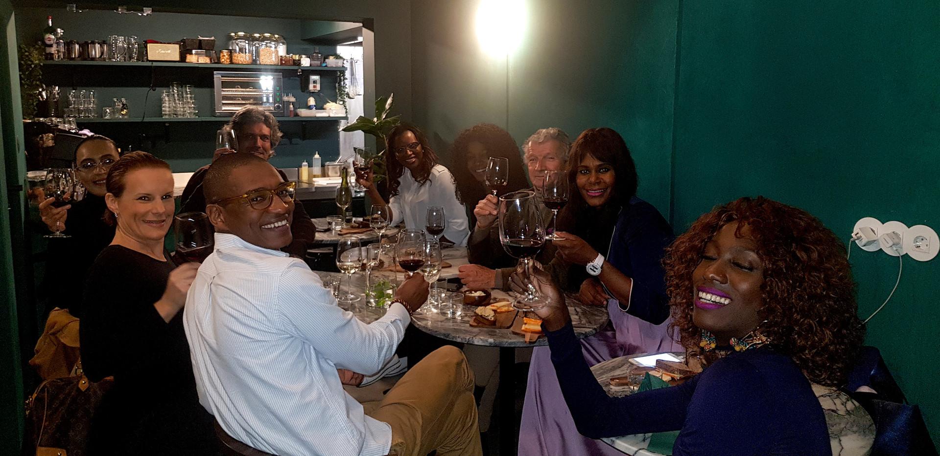 Liz Ogumbo Wine Tasting Lisbon Portugal