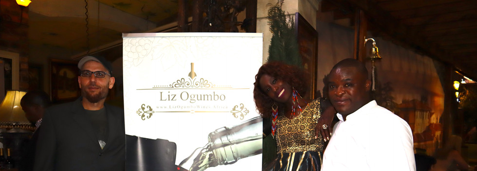 IMG_2919.JPGLiz Ogumbo Winetasting - Verdicchio Restaurant, Monte Casino 10