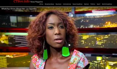 Liz Ogumbo CTLive interview