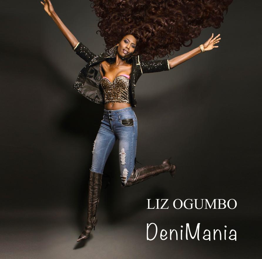 Denimania, Liz Ogumbo Cover