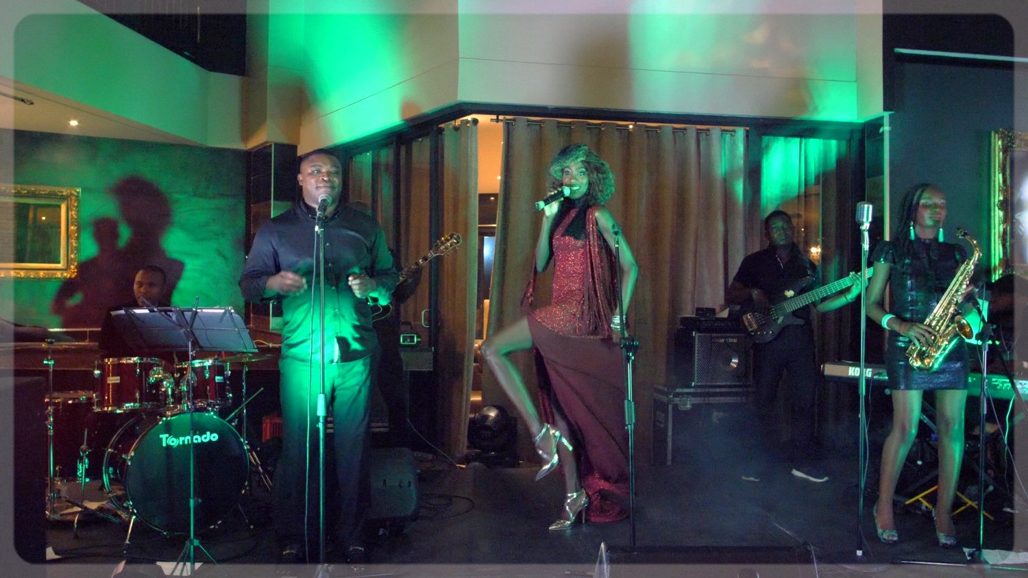 Liz Ogumbo LIVE at KenSoul Listening Experience 2018