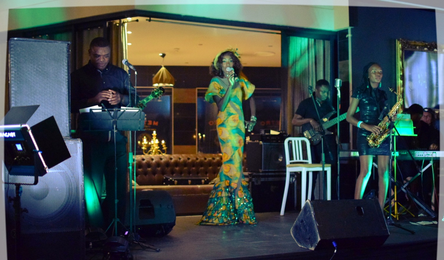 Liz Ogumbo LIVE at KenSoul Listening Experience 2018 - 2