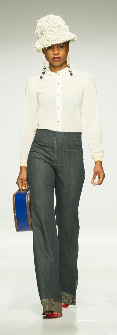Liz Ogumbo SA Fashionweek AW18 DENIMANIA 8
