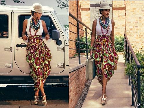 Boubou Skirt (CottonLycra)