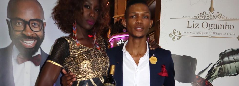 Liz Ogumbo Winetasting - Verdicchio Restaurant, Monte Casino 5